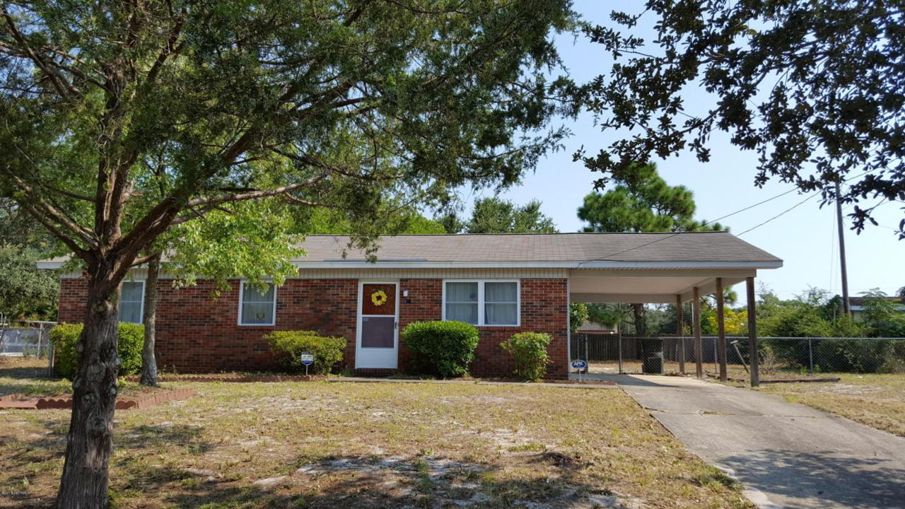 306 Burbank Road, Wilmington, NC 28412 (MLS #100028937) :: Century 21 Sweyer & Associates