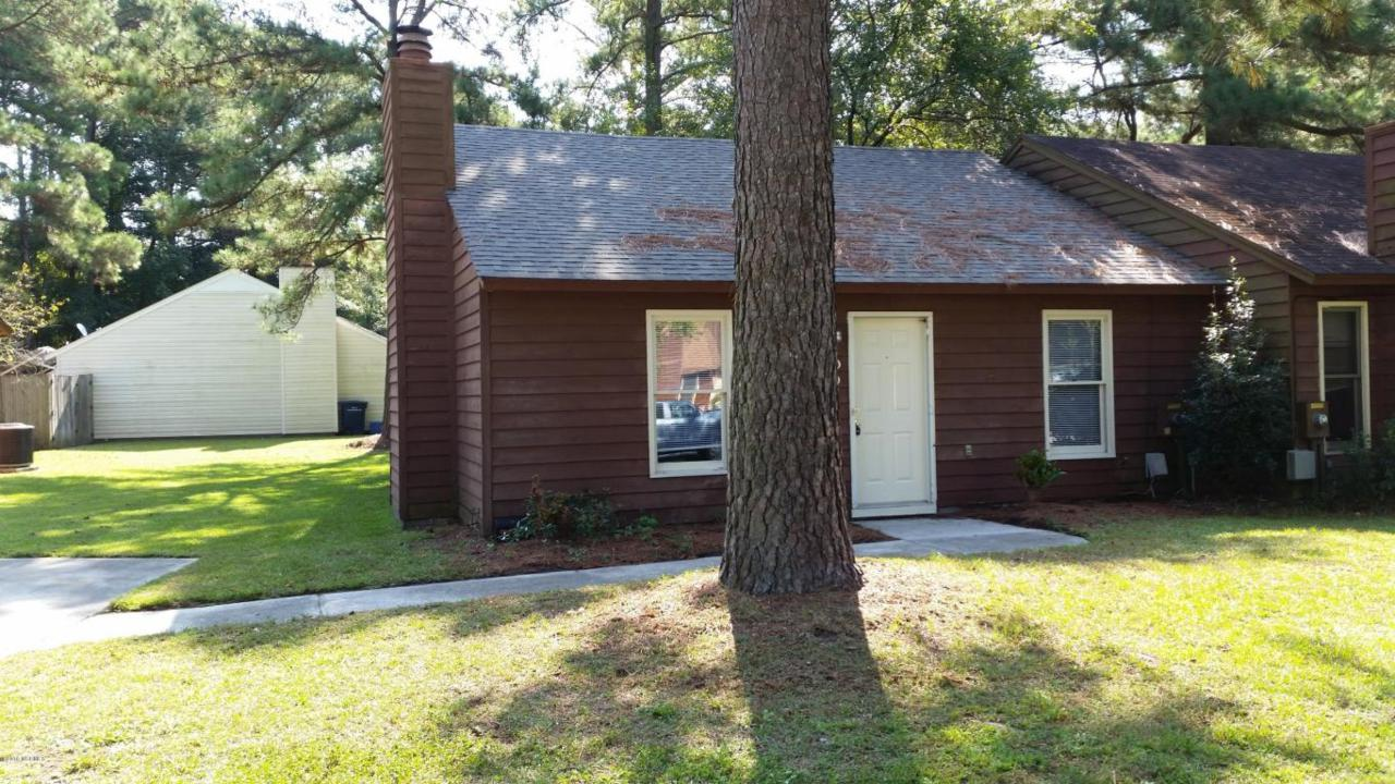 109 Corey Circle, Jacksonville, NC 28546 (MLS #100031965) :: Century 21 Sweyer & Associates
