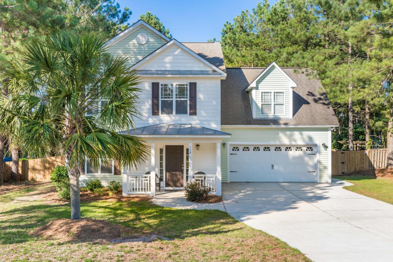 113 Palm Cottage Drive - Photo 1