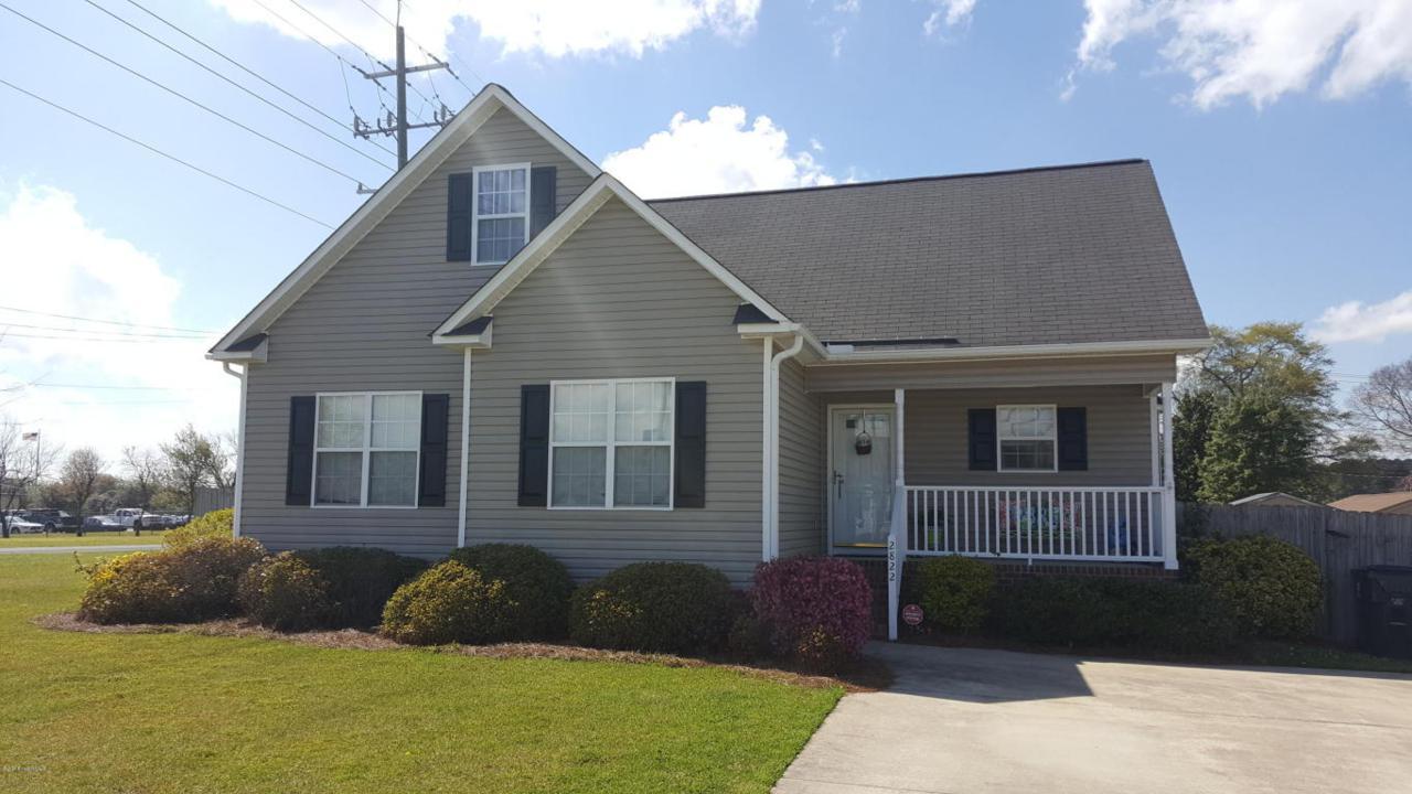 2822 Church Street, Winterville, NC 28590 (MLS #50123082) :: Century 21 Sweyer & Associates