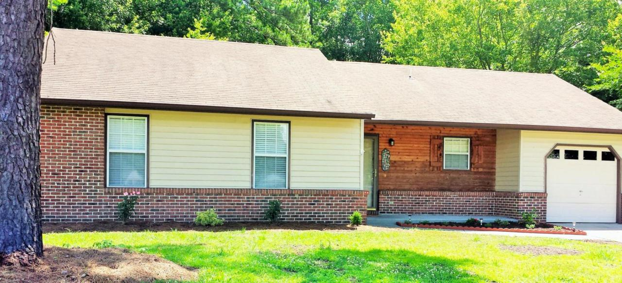 506 Sarah Court, Jacksonville, NC 28540 (MLS #80172209) :: Century 21 Sweyer & Associates