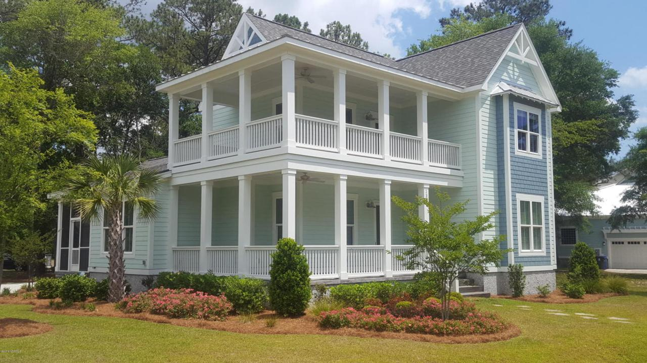 1301 Porches Drive, Wilmington, NC 28409 (MLS #100008229) :: Century 21 Sweyer & Associates