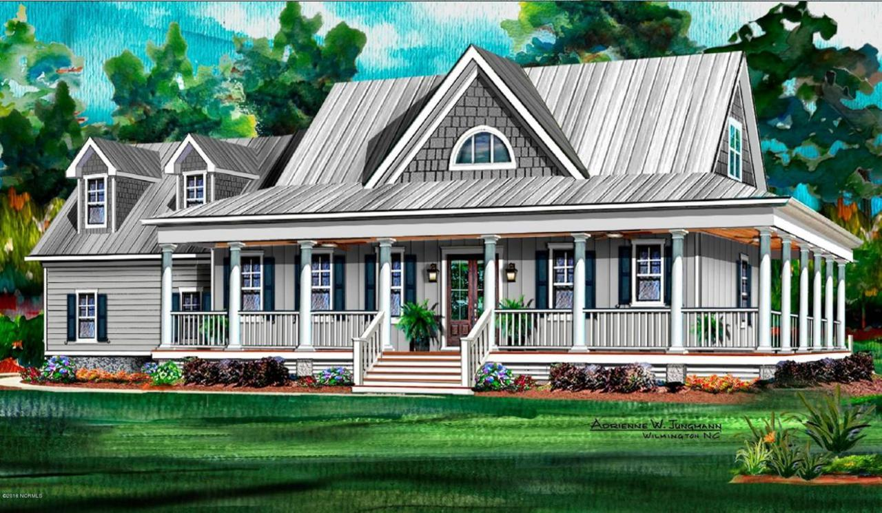 4 Rolling Meadows Road, Hampstead, NC 28443 (MLS #100015089) :: Century 21 Sweyer & Associates