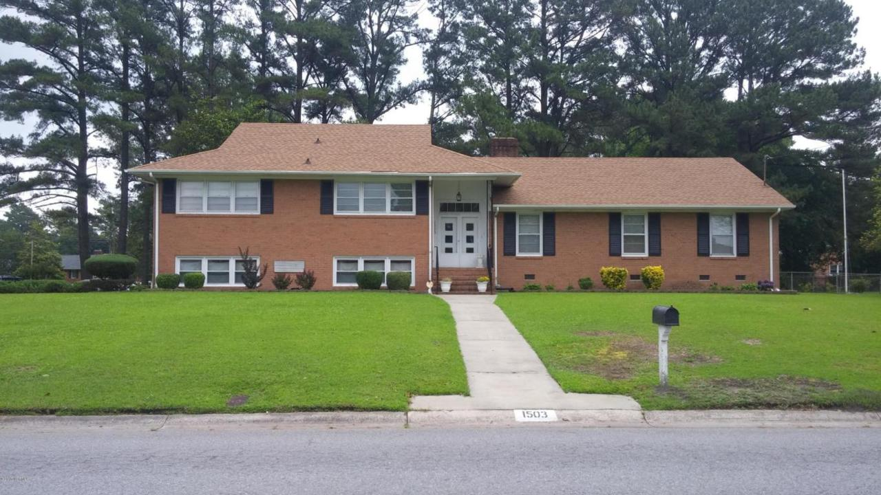 1503 Hardee Road, Kinston, NC 28504 (MLS #100015700) :: Century 21 Sweyer & Associates