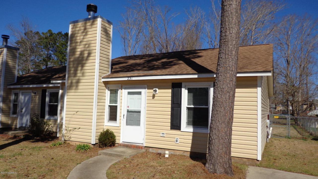 231 Easy Street, Jacksonville, NC 28546 (MLS #100030566) :: Century 21 Sweyer & Associates