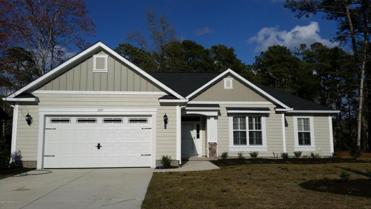 1622 Winding Way SW, Ocean Isle Beach, NC 28469 (MLS #100030456) :: Century 21 Sweyer & Associates