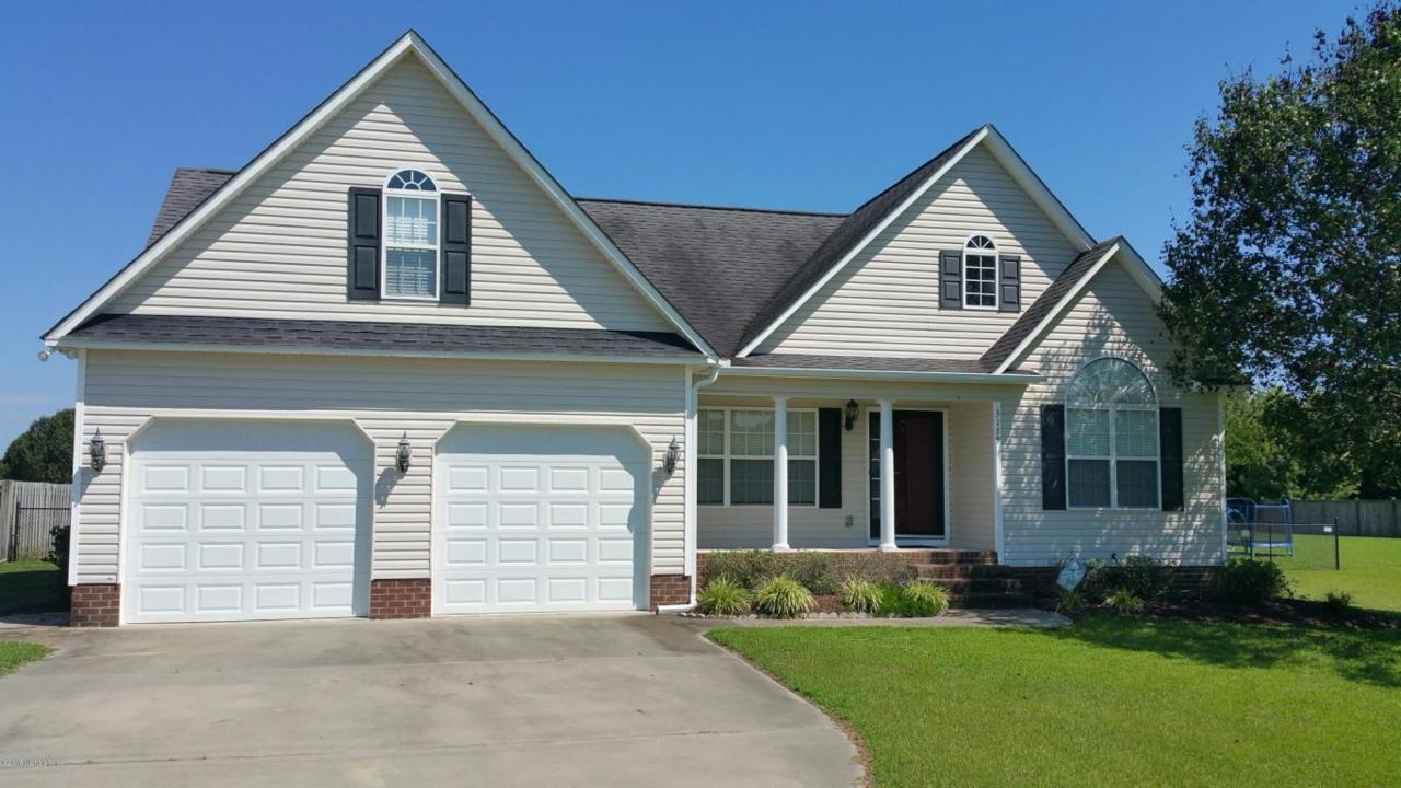 3179 Franklin Street, Farmville, NC 27828 (MLS #100008719) :: Century 21 Sweyer & Associates