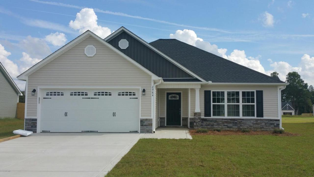 2984 Oakwood Drive, Winterville, NC 28590 (MLS #100010744) :: Century 21 Sweyer & Associates