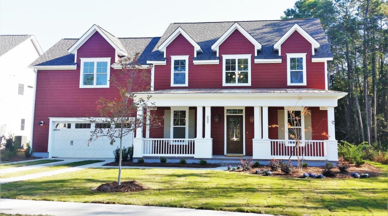 237 Royal Fern Road, Wilmington, NC 28412 (MLS #100012505) :: Century 21 Sweyer & Associates