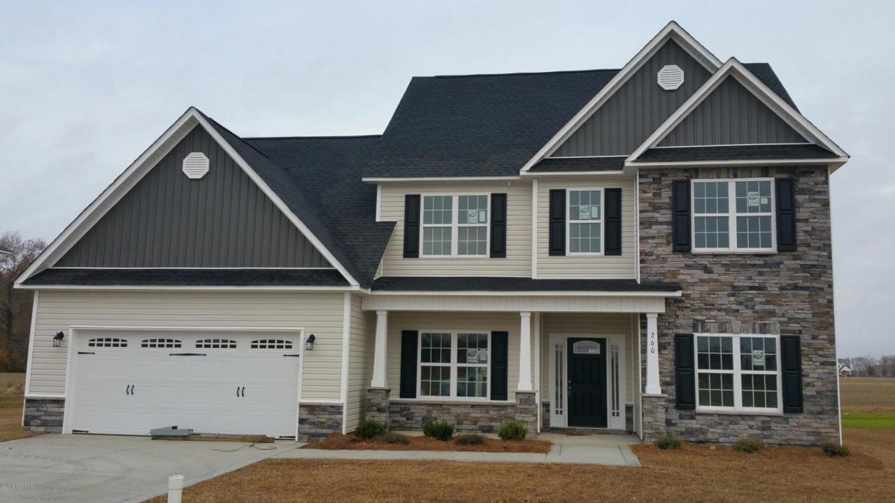 260 Copper Creek Drive, Winterville, NC 28590 (MLS #100012415) :: Century 21 Sweyer & Associates