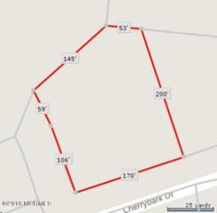 Lot # 64 Cherrybark Dr Cherrybark Drive N, Jacksonville, NC 28540 (MLS #100003767) :: Century 21 Sweyer & Associates
