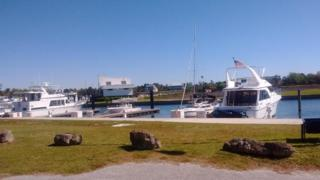 24 Harbor Marina Dr D Drive D, Hampstead, NC 28443 (MLS #100008432) :: Century 21 Sweyer & Associates