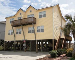 236-238 Ocean Vista Drive, North Topsail Beach, NC 28460 (MLS #100010958) :: Century 21 Sweyer & Associates