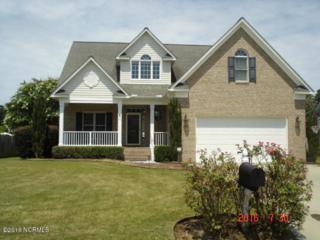 1804 Rondo Drive, Greenville, NC 27858 (MLS #100023580) :: Century 21 Sweyer & Associates