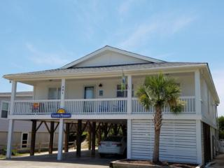 881 Ocean Boulevard W, Holden Beach, NC 28462 (MLS #100025205) :: Century 21 Sweyer & Associates