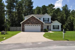 510 Blue Angel Court, Jacksonville, NC 28540 (MLS #100027706) :: Century 21 Sweyer & Associates