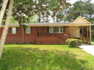 1610 Hazel Avenue, New Bern, NC 28560 (MLS #100027919) :: Century 21 Sweyer & Associates