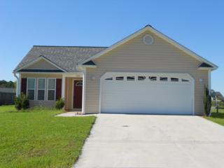 207 Cherry Blossom Drive, Richlands, NC 28574 (MLS #100028818) :: Century 21 Sweyer & Associates