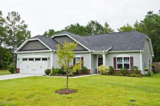 203 Wintergreen Lane, Hubert, NC 28539 (MLS #100029926) :: Century 21 Sweyer & Associates