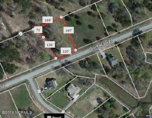 L-18 Quilt Road SW, Supply, NC 28462 (MLS #100030553) :: Century 21 Sweyer & Associates