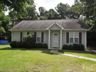 6 Logan Road, Castle Hayne, NC 28429 (MLS #100030834) :: Century 21 Sweyer & Associates