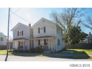 711 Queen Street, New Bern, NC 28560 (MLS #100031830) :: Century 21 Sweyer & Associates