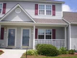 802 Courtyard East E, Beaufort, NC 28516 (MLS #100032483) :: Century 21 Sweyer & Associates
