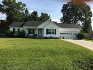 124 Clint Mills Road, Maysville, NC 28555 (MLS #100033327) :: Century 21 Sweyer & Associates