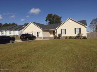 100 Blue Haven Drive, Hubert, NC 28539 (MLS #100034374) :: Century 21 Sweyer & Associates