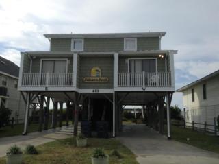 413 Ocean Boulevard W, Holden Beach, NC 28462 (MLS #100036311) :: Century 21 Sweyer & Associates