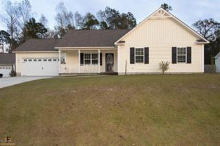 814 Little Roxy Court, Jacksonville, NC 28540 (MLS #100036722) :: Century 21 Sweyer & Associates