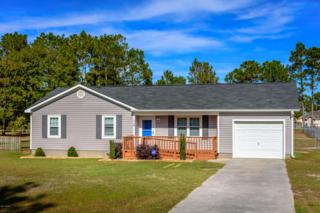 310 Timber Ridge Drive, Hubert, NC 28539 (MLS #100036833) :: Century 21 Sweyer & Associates