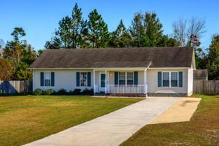 173 Liberty Park Road, Jacksonville, NC 28540 (MLS #100036985) :: Century 21 Sweyer & Associates