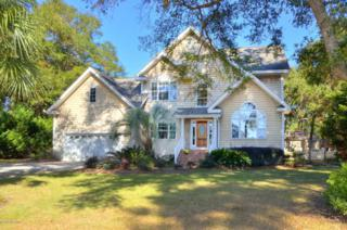 448 Lake Shore Drive, Sunset Beach, NC 28468 (MLS #100038264) :: Century 21 Sweyer & Associates