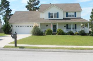 136 Tifton Circle, Cape Carteret, NC 28584 (MLS #100039120) :: Century 21 Sweyer & Associates