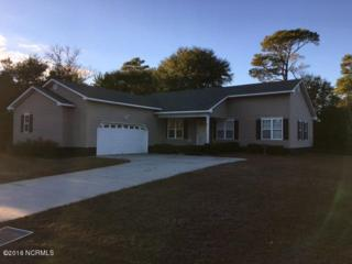 204 Oak Grove Circle, Hubert, NC 28539 (MLS #100040487) :: Century 21 Sweyer & Associates