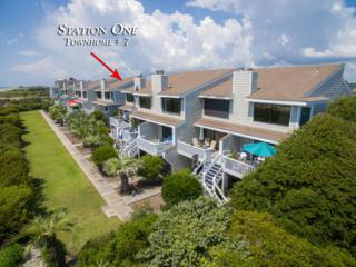 101 S Lumina Avenue Th-7, Wrightsville Beach, NC 28480 (MLS #100040629) :: Century 21 Sweyer & Associates