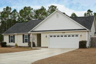 104 Blue Haven Drive, Hubert, NC 28539 (MLS #100042109) :: Century 21 Sweyer & Associates