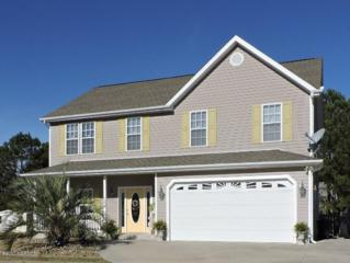 124 Hickory Shores Drive, Newport, NC 28570 (MLS #100042180) :: Century 21 Sweyer & Associates