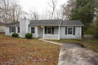 805 Mill River Road, Jacksonville, NC 28540 (MLS #100042449) :: Century 21 Sweyer & Associates