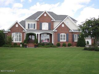 3408 Belle Meade Drive NW, Wilson, NC 27896 (MLS #100042593) :: Century 21 Sweyer & Associates