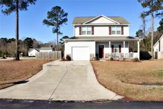 121 Walnut Hills Drive, Richlands, NC 28574 (MLS #100042722) :: Century 21 Sweyer & Associates