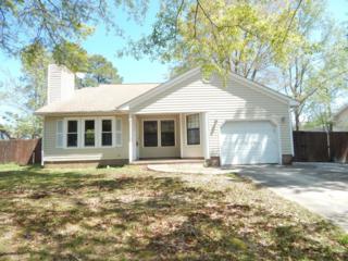 313 Spring Drive, Jacksonville, NC 28540 (MLS #100043450) :: Century 21 Sweyer & Associates