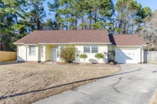 222 Foxwood Court, Jacksonville, NC 28540 (MLS #100043670) :: Century 21 Sweyer & Associates