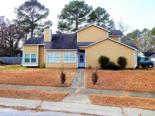 101 Mulberry Lane, Jacksonville, NC 28546 (MLS #100043716) :: Century 21 Sweyer & Associates