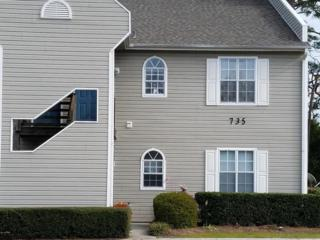 735h Bragg Drive, Wilmington, NC 28412 (MLS #100043992) :: Century 21 Sweyer & Associates