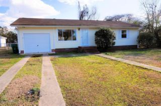 111 Shamrock Drive, Jacksonville, NC 28540 (MLS #100044310) :: Century 21 Sweyer & Associates