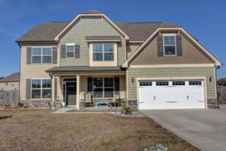 109 Coles Farm Drive, Jacksonville, NC 28546 (MLS #100044344) :: Century 21 Sweyer & Associates