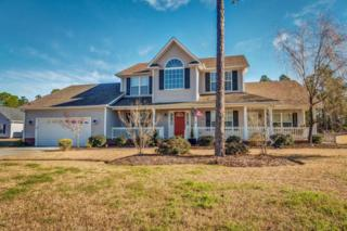 135 Tifton Circle, Cape Carteret, NC 28584 (MLS #100045964) :: Century 21 Sweyer & Associates