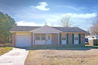 111 Butternut Lane, Jacksonville, NC 28540 (MLS #100046721) :: Century 21 Sweyer & Associates